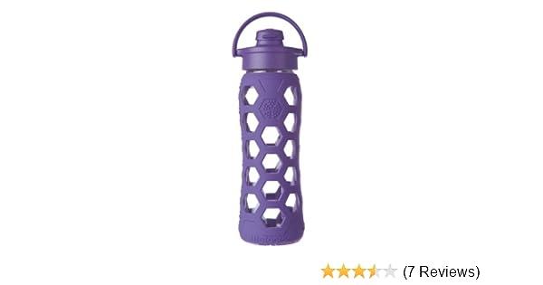 260 ml Glas-Babyflaschen royal purple