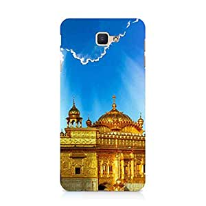 Hamee Designer Printed Hard Back Case Cover for Samsung Galaxy J7 Prime Design 4535