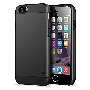 iphone 6 coque slicoo etui de protection couvert de transport double couche coque case pour. Black Bedroom Furniture Sets. Home Design Ideas
