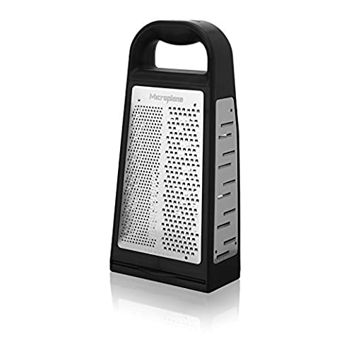 Microplane Elite Box Grater and Cover