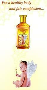 Himani Sona Chandi Healthy&fair Ayurvedic Baby Massage Oil
