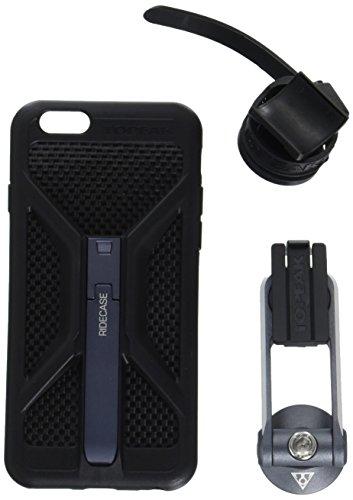 Preisvergleich Produktbild Topeak RideCase iPhone 6 Handy Fall – Schwarz,  Eine Größe