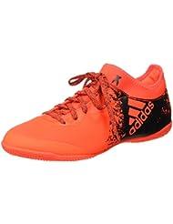 adidas Herren X 16.3 Court Fußball-Trainingsschuhe