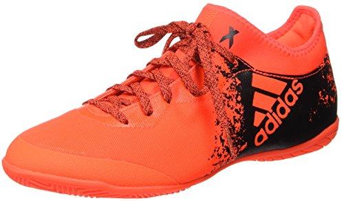 adidas X 16.3 Court, Scarpe da Calcio Uomo Multicolore (Solred/Cblack/Solred)