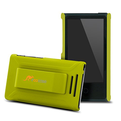 roocase-ultra-slim-matte-yellow-shell-case-for-apple-ipod-nano-7-7th-generation