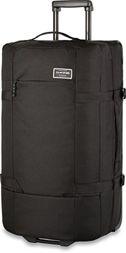 Dakine Split Roller ecuación 100L bolsa de viaje, negro, 79 x 44 x 32 cm