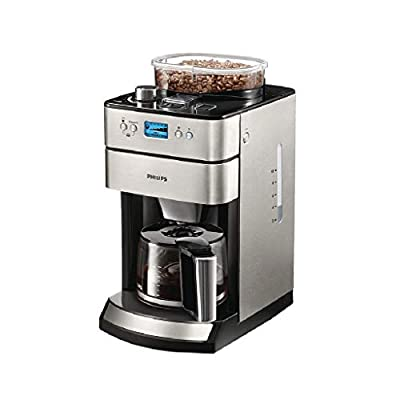 Fully automatic coffee machine Fully automatic coffee machine multi-function commercial coffee machine intelligent grinding machine small coffee machine for household use from YNSHOP