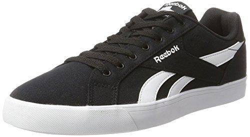 Reebok Ar2608, Sneakers basses homme Noir (Black/white)