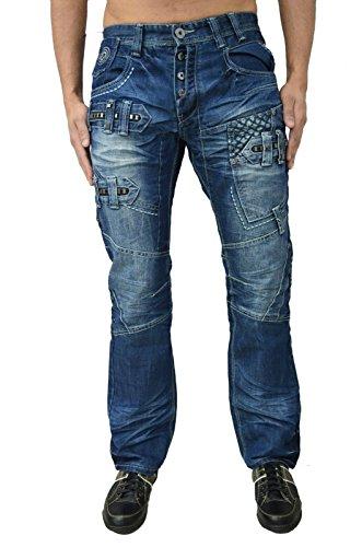 eto-jeans-designer-mens-regular-fit-funky-distress-look-denim-pants-trousers-bottoms-2-washes