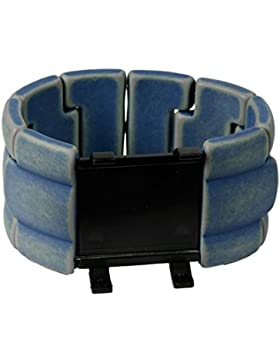 S.T.A.M.P.S.Damen / Herren Armband Alpha Washed Blue / Basic 103390