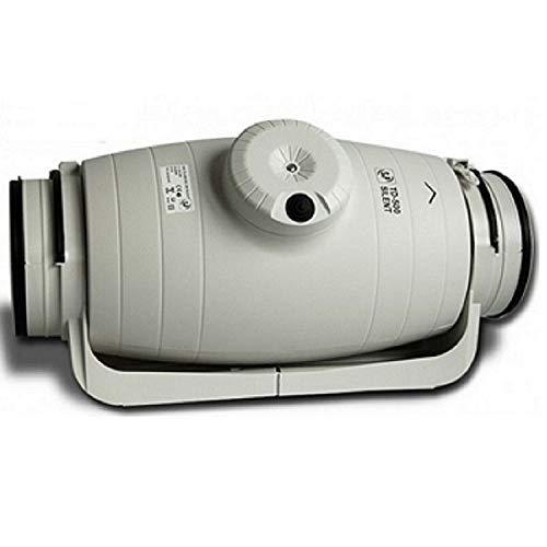 S&P Soler Palau TD-250/100 SILENT Schallgedämpfter Rohrventilator Rohrlüfter Rohrgebläse Kanallüfter Kanalventilator Kanalgebläse Kanal Rohr Ventilator Lüfter Gebläse Abluftventilator Lüftung Abluft