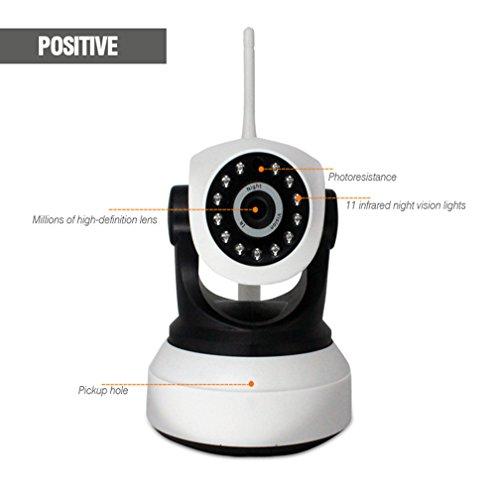 163eye-433Linkage Alarm IPC [xs-098] x7200-sj36Home Security Digital Kamera, Take Video/Zweiwege-Stimme Intercom weiß HOME SECURITY Kamera System Baby mit Home Security Systeme Wireless Kamera Home Intercom-systeme