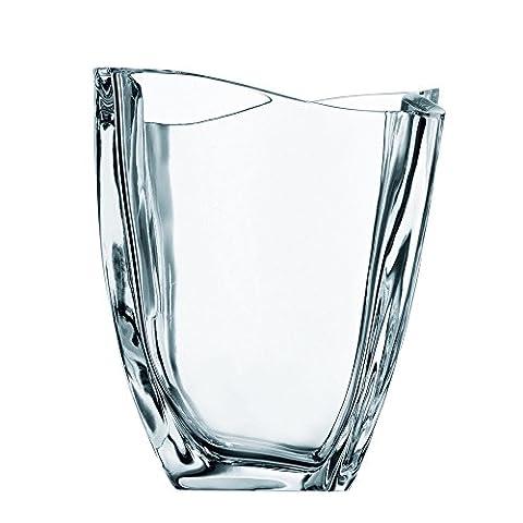 Spiegelau & Nachtmann, Vase, Kristallglas, 16 cm, 0072013-0, Manhattan