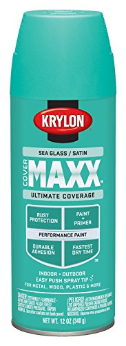 krylon-k09177000-covermaxx-spray-paint-satin-sea-glass-by-krylon