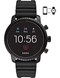 Fossil Q Men's Smartwatch Explorist HR Gen 4 FTW4018