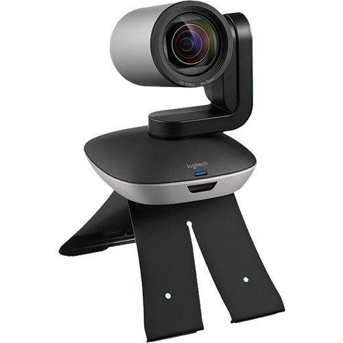 Logitech 960-001186 Webcam PTZ Pro 2″ Kamera für Videokonferenzen schwarz