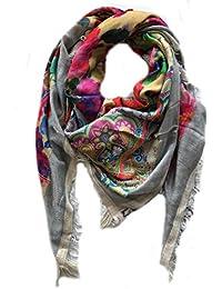 b8f9061c41 Amazon.it: Mala Alisha - Sciarpe e stole / Accessori: Abbigliamento