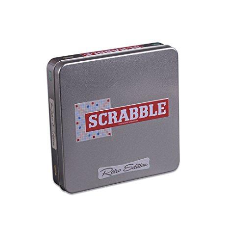 Mattel 55061 Scrabble Retro Edition, bunt