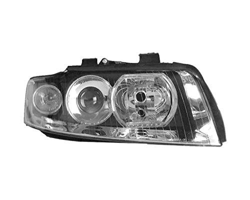 Scheinwerfer H7 + H7 Rechts für Audi A4 B6 8e 00-04