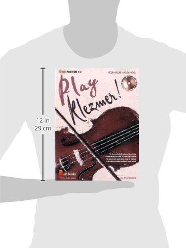Play Klezmer! Violon +CD