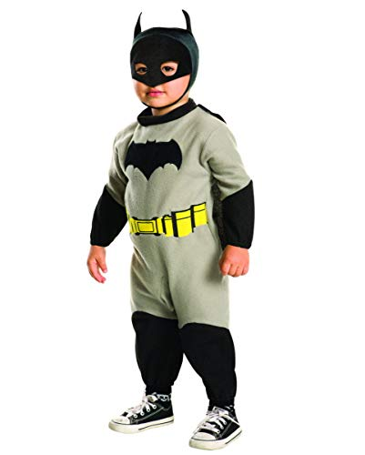Der Batman Kostüm Comic Con - Horror-Shop DC Comic Batman Superheld Babykostüm 12-24 Monate