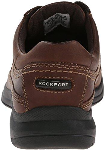 Rockport Banni Dark Tan, Richelieus Homme Dark Tan