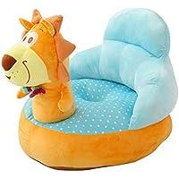 Preisvergleich für ALUK- small stool Kindersitz Cute Cartoon Waschbar Geländer Stuhl Farbe Schöne Bequeme Licht Mini Sofa