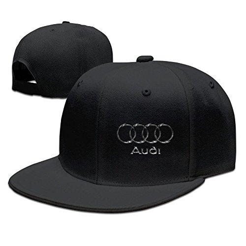 hittings-vw-audi-logo-cappellino-da-baseball-hip-hop-style-black