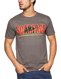 Trademark Scarface American Dream Printed Men's Tee