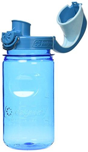 Nalgene Kinder Kunststoffflasche Everyday OTF Kids Trinkflasche, Blau, 0.375 L