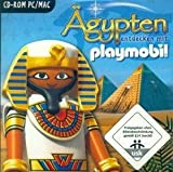 Playmobil - Ägypten entdecken / CD-ROM PC/MAC - PLAYMOBIL