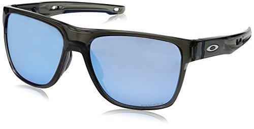 8667f06824 Oakley Crossrange XL, Gafas de Sol para Hombre, Grey Smoke, 58