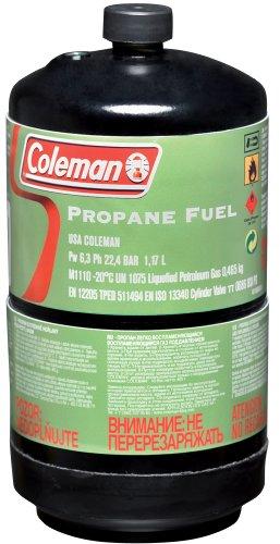 coleman-propangaskartuschen