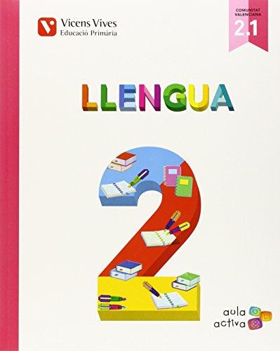Llengua 2 (2.1-2.2-2.3) Valencia (aula Activa) - 9788468228266