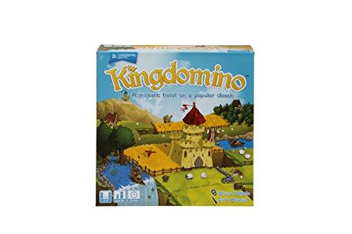 Coiledspring Games Juego de mesa Kingdomino