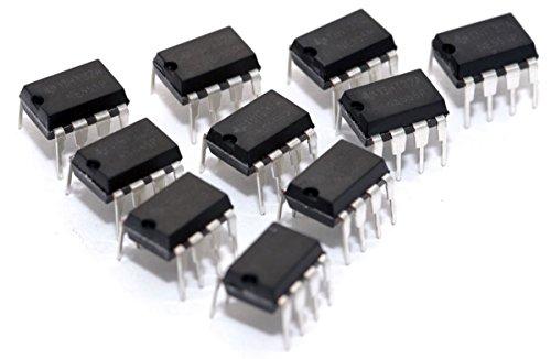 NE555NE555P/Controller IC Timer Dil Dip 555Timer X 10