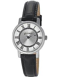 Pierre Cardin Herren-Armbanduhr Special Collection Analog Quarz Leder