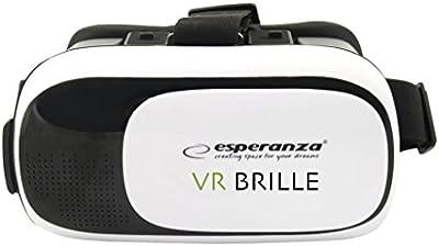 Esperanza Virtual Reality Gafas para 3,5-6pulgadas Smartphones-360° VR Box-Realidad Virtual
