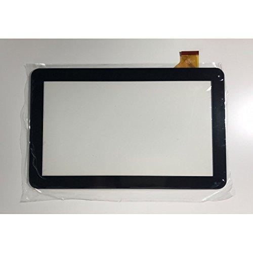 vetro tablet majestic HOUSEPC Touch Screen Majestic Tab 301 3G Vetro Tablet Digitizer 10.1 Nero