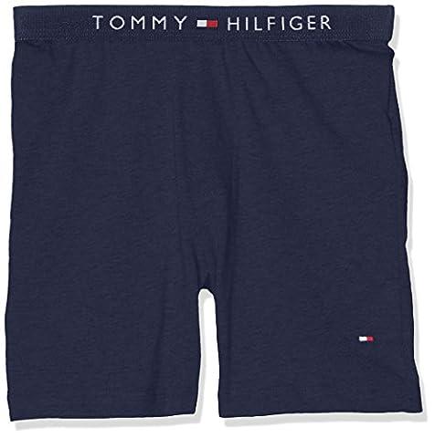 Tommy Hilfiger Jungen Boxershorts Knit Short Blau (Navy Blazer 416), 104 (Herstellergröße:4-5)