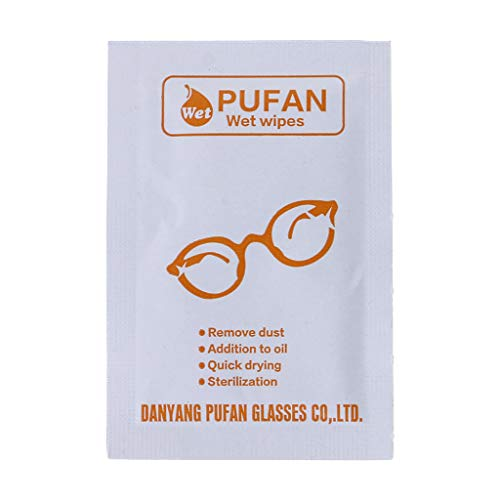 GROOMY Gläser Tuch Alkohol Nasses Papier Einweg Portable Linsenreinigungstuch Polieren Anti Fog Sonnenbrillen Eyewear Abwischen