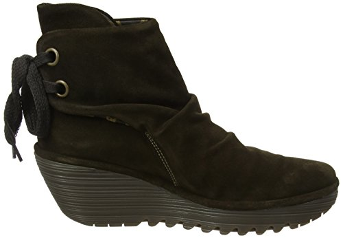 Fly London Yama Oil Suede, Women's Boots 7