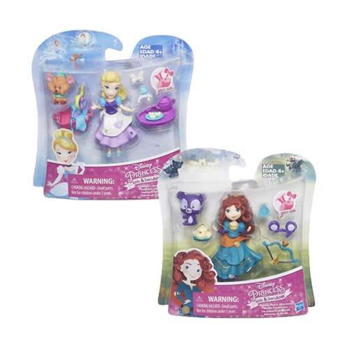 disney-princess-13656-cinderella-merida-princess-and-friend-doll-small-set-of-2