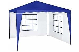 tarrington house gest nge pavillon everyday blau ersatzteil 3x3 m stangen rohre. Black Bedroom Furniture Sets. Home Design Ideas