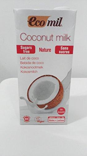 Ecomil - Coconut Milk - Nature - 1L