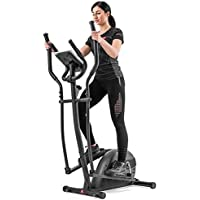 Hop-Sport Crosstrainer HS-003C Ergometer Elliptical Nordic Walking Stepper bis 120 kg