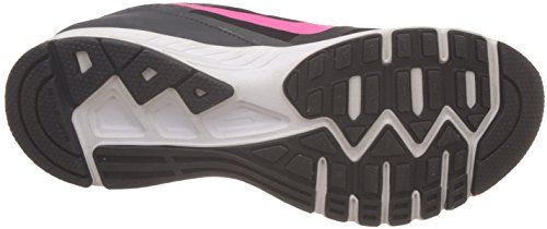 Nike 807099-001, Sneakers Trail-Running Femme black hyper pink anthracite 005