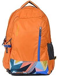 VIP Aristocrat Zest 2 36 Ltr Orange Casual Backpack