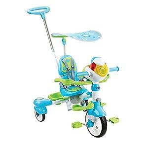VTech- Triciclo Inteligente Evolutivo 4 en 1 tek-Trike, Color Verde (3480-196822)