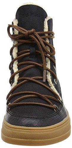 Esprit Sidney Bootie, Baskets hautes femme Noir - Schwarz (001 Black)